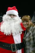 """""""dream center"""" 14th annual christmas in the city giveaway - stock photo"""