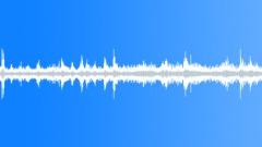 Port waterside waves ambience - loop Sound Effect