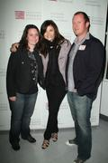 "Tiffani-amber thiessen, shawn young, guest.""journey: images of war/celebratio Stock Photos"