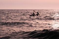Sport kuvat - kanootti ja kajakki Kuvituskuvat