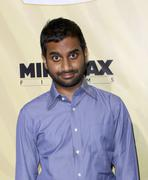 "aziz ansari.""extract"" los angeles premiere.held at the arclight theatre.holly - stock photo"