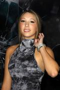 """Stock Photo of ashley asner.world premiere of new line's """"the final destination"""".held at the"""