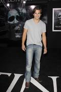 """erik fellows.world premiere of new line's """"the final destination"""".held at the - stock photo"""