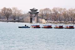 beijing-peking china - stock photo