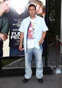 "adam sandler.""funny people"" los angeles premiere.held at the arclight theatre - stock photo"