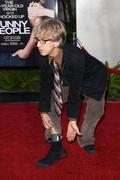 """Stock Photo of andy dick.""""funny people"""" los angeles premiere.held at the arclight theatre.ho"""