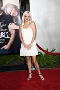 "anna faris.""funny people"" los angeles premiere.held at the arclight theatre.h - stock photo"