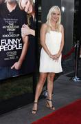 "Anna faris.""funny people"" los angeles premiere.held at the arclight theatre.h Stock Photos"