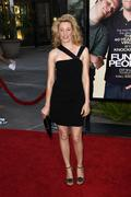 """Stock Photo of elizabeth banks.""""funny people"""" los angeles premiere.held at the arclight thea"""