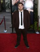 """Jonah hill .""""funny people"""" los angeles premiere.held at the arclight theatre. Stock Photos"""