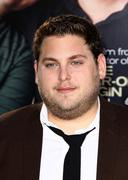 """Stock Photo of jonah hill .""""funny people"""" los angeles premiere.held at the arclight theatre."""