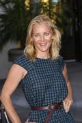 """angela featherstone.""""funny people"""" los angeles premiere.held at the arclight - stock photo"""