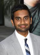 "aziz ansari.""funny people"" los angeles premiere.held at the arclight theatre. - stock photo"