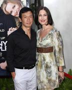 """Stock Photo of chin han.""""funny people"""" los angeles premiere.held at the arclight theatre.hol"""