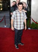 """Stock Photo of jimmy kimmel.""""funny people"""" los angeles premiere.held at the arclight theatre"""