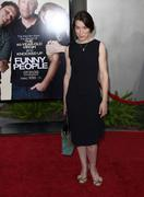 """Stock Photo of olivia williams .""""funny people"""" los angeles premiere.held at the arclight the"""