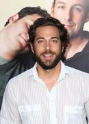 """Stock Photo of zachary levi.""""funny people"""" los angeles premiere.held at the arclight theatre"""