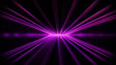 Iconic Steel Axis Purple Stock Footage