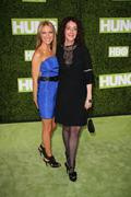 """Natalie zea, jane adams.hbo presents the premiere of """"hung"""".held at paramount Stock Photos"""