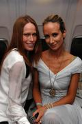 """Stock Photo of lady victoria hervey.icon jet unveilling of 1st vip 737""""inside"""" .held at the"""