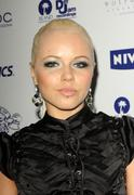 Stock Photo of singer kerli.house of hype island def jam grammy after party.held at wolfgang