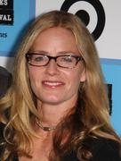 Stock Photo of elisabeth shue.it might get loud laff premiere .held at the mann village thea