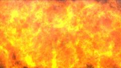 Explosion fire 4k Stock Footage