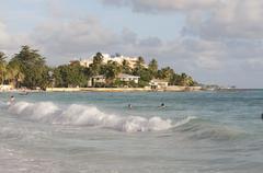 Barbados island Stock Photos