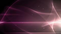 Worship Background Light Wave Pink - stock footage
