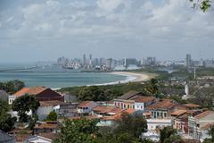 olinda pernambuco brasil - stock photo