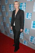 jane lynch.l.a. gay & lebian center presents 'an evening with women'.held at - stock photo