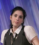 Sarah silverman, stsnd up comedy performance.l.a. gay & lebian center present Stock Photos