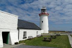 Loop Head Lighthouse Stock Photos