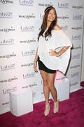 amber stevens.launch party for latisse .held at a private location.west holly - stock photo
