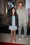 Stock Photo of elya baskin and daughter michelle baskin.the los angeles premiere of 'legally