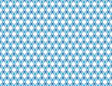 Stock Illustration of abstract snowflake background pattern