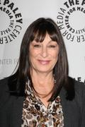 "angelica houston.lifetime ""america"" screening event.held at the paley center - stock photo"