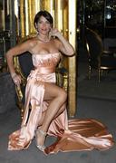 """Lesli kay aka """"felicia"""".actress lesli kay aka """"felicia"""" from cbs daytime's """"b Stock Photos"""