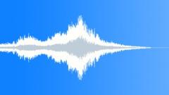 Slow truck starting forward - sound effect