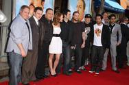 Los angeles premiere of 'paul blart: mall cop' Stock Photos
