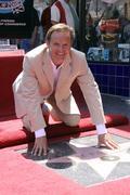 Mark burnett.producer mark burnett honored with the 2,387th star on the holly Stock Photos