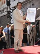 producer mark burnett honored with the 2,387th star on the hollywood walk of - stock photo