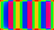 Stock Video Footage of Abstract multicolored rectangles