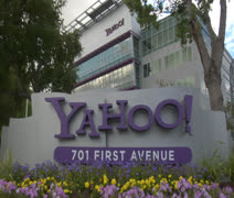 Yahoo Headquarters Stock Footage