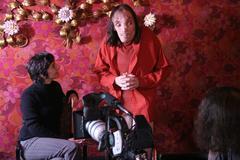 "famed los angeles artist and celebrity journalist ""mauricio saravia"" dies (02 - stock photo"