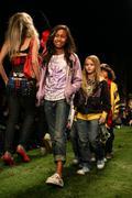 "fashion week la ""christian audigier"" american lord show - stock photo"