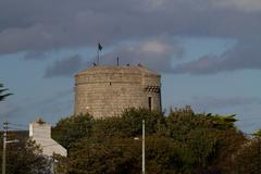 Stock Photo of Martello Tower