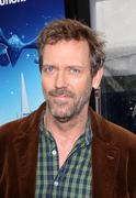 Stock Photo of hugh laurie.los angeles premiere of dreamworks animation's monsters vs. alien