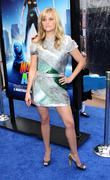 reese witherspoon.los angeles premiere of dreamworks animation's monsters vs. - stock photo