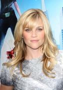 Stock Photo of reese witherspoon.los angeles premiere of dreamworks animation's monsters vs.